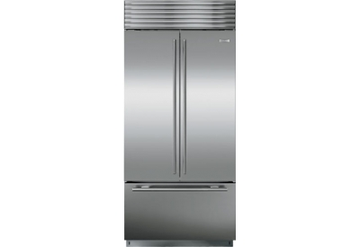 Sub-Zero - BI-36UFD/S/PH - Built-In French Door Refrigerators