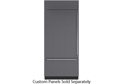 Sub-Zero - BI-36UID/O-LH - Built-In Bottom Mount Refrigerators