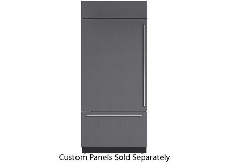Sub-Zero - BI-36UID/O-LH - Built-In Bottom Freezer Refrigerators