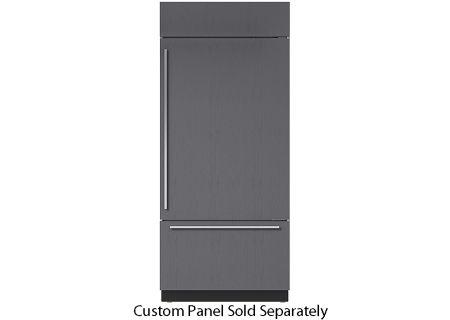 Sub-Zero - BI-36UID/O-RH - Built-In Bottom Freezer Refrigerators