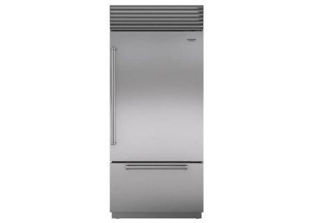 Sub-Zero - BI36UIDSPHRH - Built-In Bottom Freezer Refrigerators