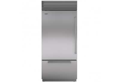 Sub-Zero - BI-36U/S/PH-LH - Built-In Bottom Mount Refrigerators