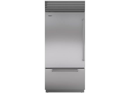 Sub-Zero - BI-36U/S/PH-LH - Built-In Bottom Freezer Refrigerators