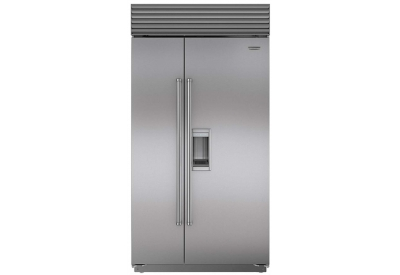 Sub-Zero - BI-42SD/S/PH - Built-In Side-By-Side Refrigerators