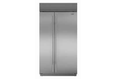 Sub-Zero - BI-42S/S/TH - Built-In Side-by-Side Refrigerators