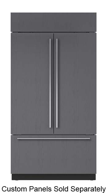 Sub Zero Built In Panel Ready Refrigerator Bi42ufdido