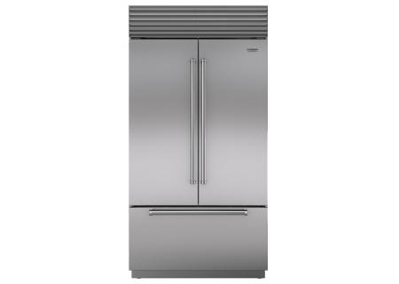 Sub-Zero - BI42UFDIDSPH - Built-In French Door Refrigerators