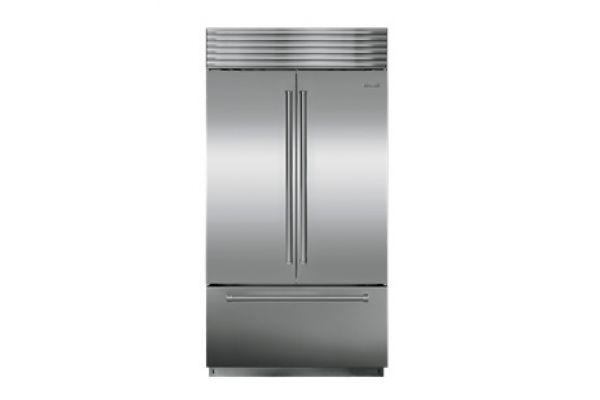 """Sub-Zero 42"""" Stainless Steel French Door Refrigerator - BI-42UFD/S/PH"""