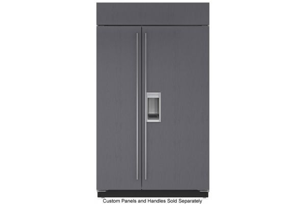 "Sub-Zero 48"" Built-In Side-By-Side Refrigerator - BI-48SD/O"