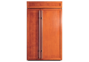 Sub-Zero - BI-48SID/O - Built-In Side-By-Side Refrigerators