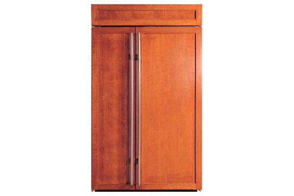 """Sub-Zero 48"""" Built-In Side-By-Side Refrigerator - BI-48SID/O"""