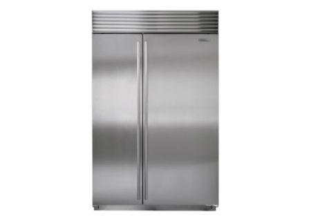 Sub-Zero - BI-48SID/S  - Built-In Side-by-Side Refrigerators