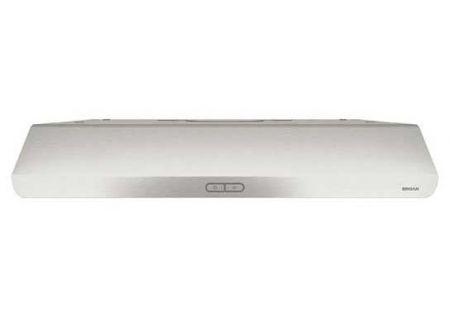 "Broan Sahale 30"" 250 CFM Stainless Steel Range Hood - BKDB130SS"