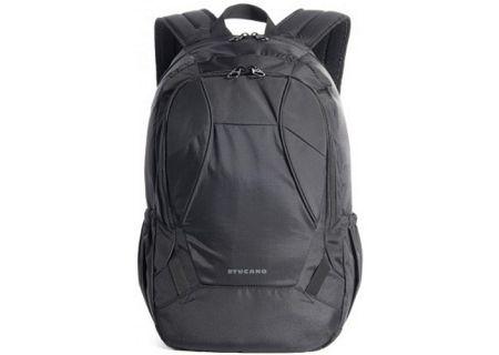 "Tucano Doppio Black Backpack For 15.6"" Notebooks - BKDOP"