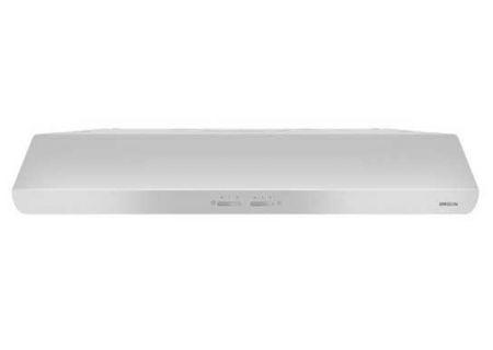 "Broan Sahale 30"" 250 CFM White Range Hood  - BKSH130WW"