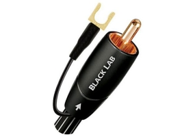 Audioquest - BLACKLAB3M - Subwoofer Cables