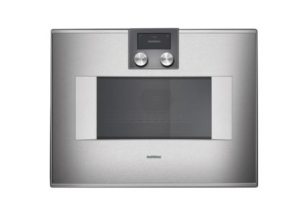 Gaggenau - BM450710 - Built-In Microwaves With Trim Kit