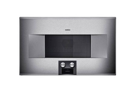 Gaggenau - BM485710 - Built-In Microwaves With Trim Kit