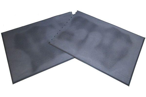 Humane Rubber Flooring Fitness Mat - BMAT0001