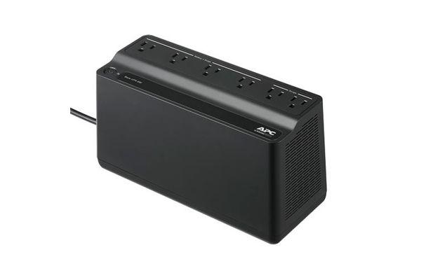 Large image of APC Back UPS 450VA Battery Backup And Surge Protector - BN450M