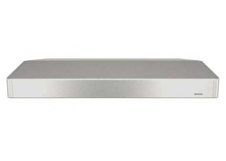 """Broan Tenaya 36"""" 250 CFM Stainless Steel Range Hood  - BNSC136SS"""