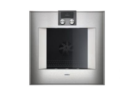 "Gaggenau 24"" 400 Series Stainless Steel Single Wall Oven  - BO450611"