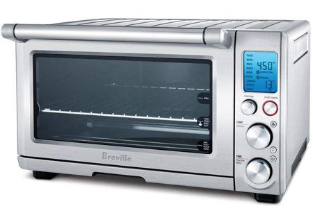 Breville Smart Toaster Oven - BOV800XL - Abt