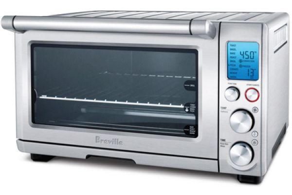 Large image of Breville Smart Toaster Oven - BOV800XL
