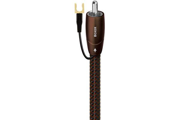 AudioQuest 9.8 Feet Boxer Subwoofer Cable - BOXER3M