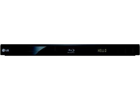 LG - BP320 - Blu-ray Players & DVD Players