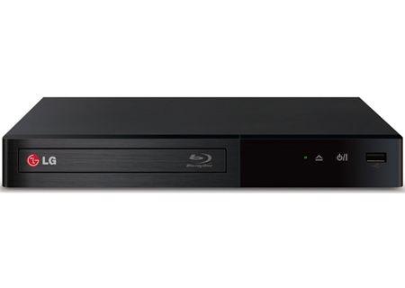 LG - BP340 - Blu-ray Players & DVD Players