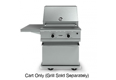 Viking - BQC1300S - Grill Carts And Drawers