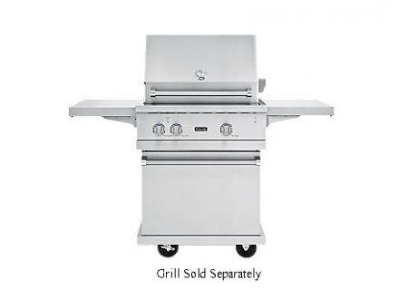 Viking Outdoor - BQC5301SS - Grill Carts & Drawers