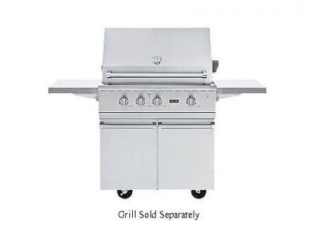 Viking Outdoor - BQC5361SS - Grill Carts & Drawers