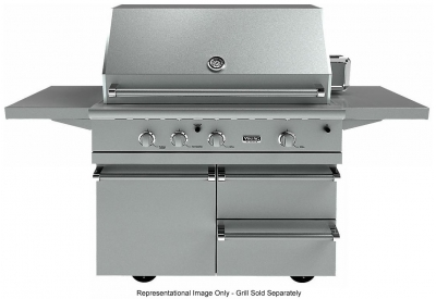 Viking Outdoor - BQC5420SS - Grill Carts And Drawers