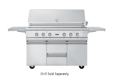 Viking Outdoor - BQC5541SS - Grill Carts And Drawers
