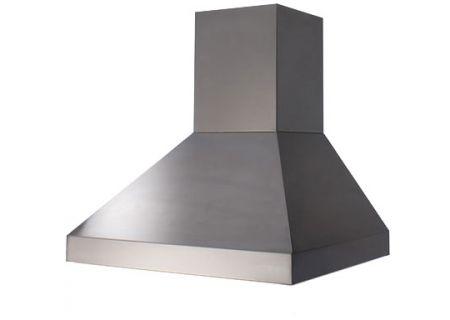 "BlueStar 48"" Stainless Steel Pyramid Style Wall Hood  - BSPC48240TS"