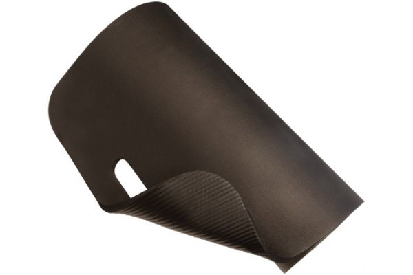 Large image of Body-Solid Black Premium Foam Mat - BSTFM10