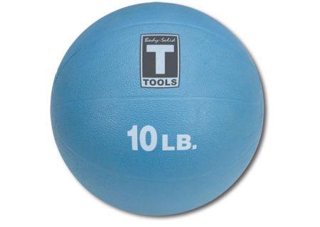 Body-Solid 10 lb Blue Medicine Ball - BSTMB10