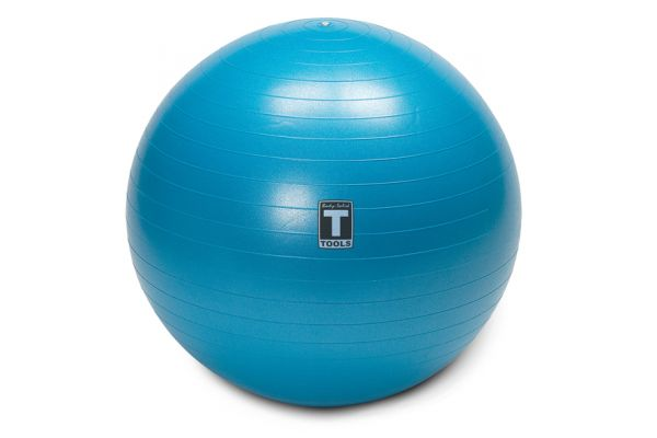 Body-Solid 75 Cm Blue Exercise Ball - BSTSB75