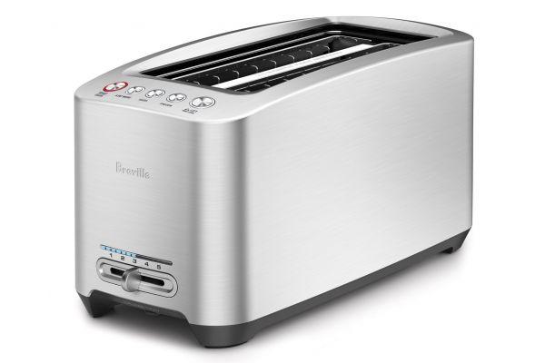 Large image of Breville Die-Cast 4-Slice Smart Toaster - BTA830XL