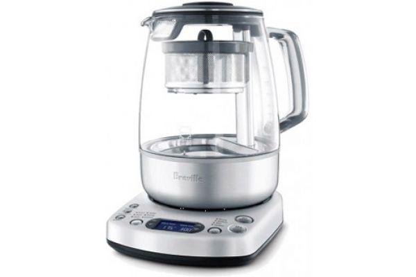 Breville Silver One-Touch Tea Maker - BTM800XL