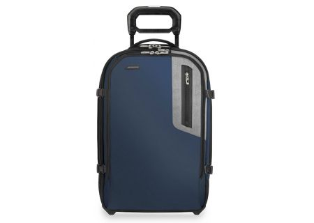 Briggs & Riley Blue Explore Domestic Expandable Upright Carry-On  - BU222X-44