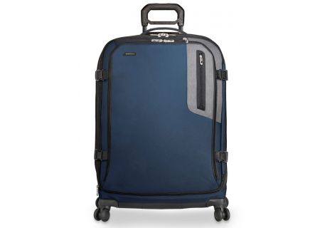 Briggs & Riley Blue Explore Large Expandable Spinner  - BU229SPX-44