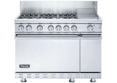 Viking - BVGRC848-6G-S - Gas Ranges