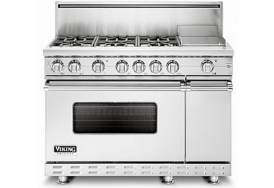 Viking - BVGRC848-6G-W - Gas Ranges