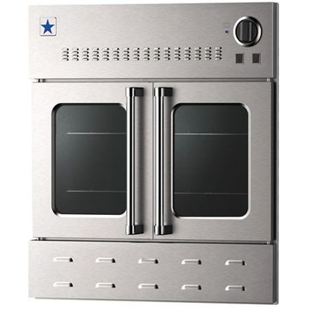 Bluestar 30 Convection Gas Wall Oven Bwo30ags