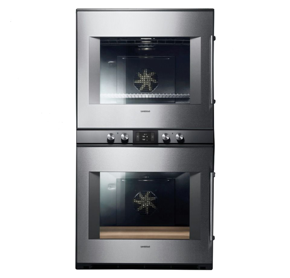 Gaggenau 30 Quot Stainless Steel Double Oven Bx481611