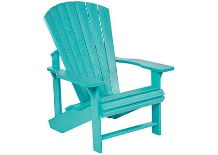 C.R. Plastic Products - C03-09 - Patio Chairs & Chaise Lounges