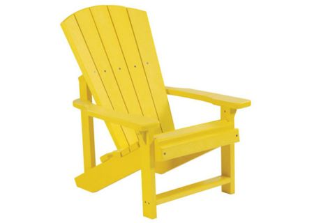 C.R. Plastic Products - C08-04 - Patio Chairs & Chaise Lounges